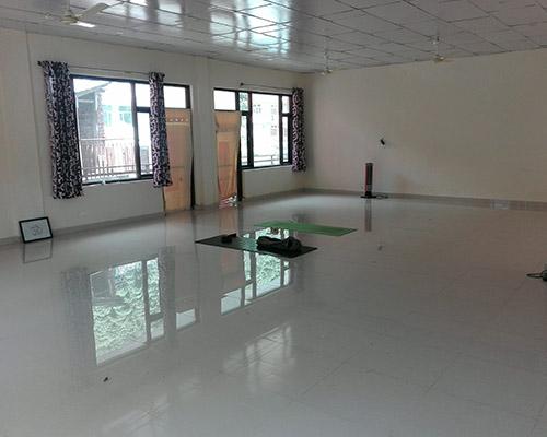 Yoga shala in Dharamshala