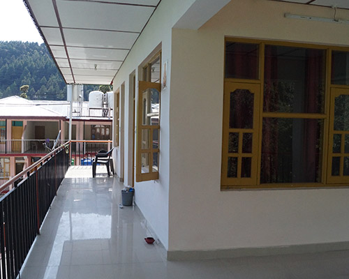 Accommodation in Dharamshala