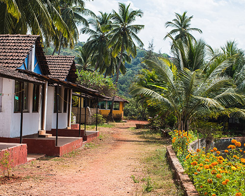 Private Bungalows Goa