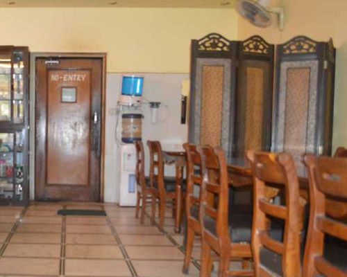 Rishikesh restaurant