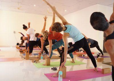 Ashtanga Yoga Style