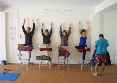 Therapeutic Yoga Style