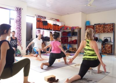Vinyasa Yoga Teacher Training Certification