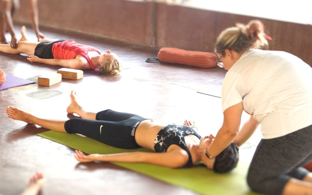 How to do Shavasana