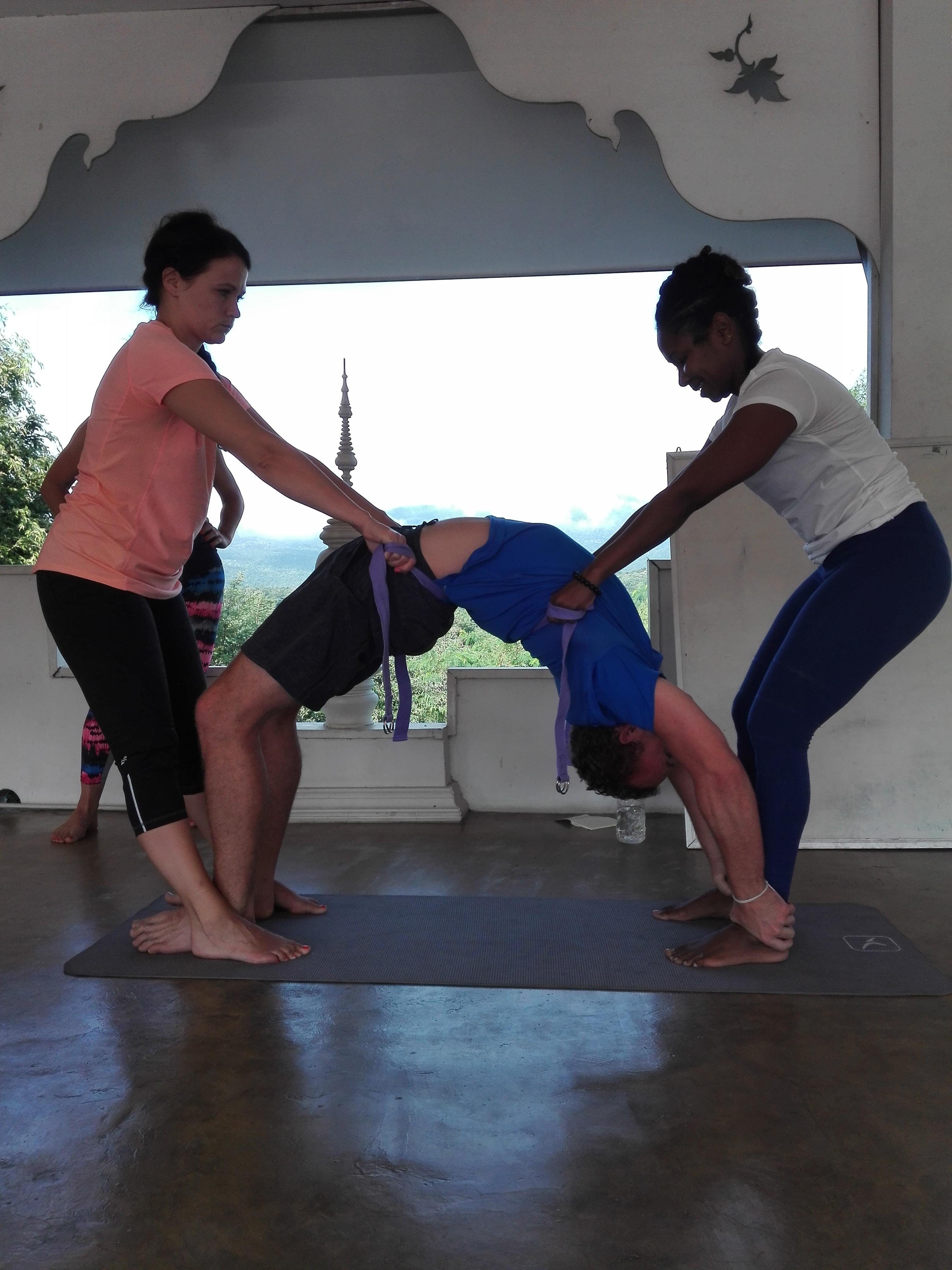 200 Hour Yoga Teacher Training  Thailand