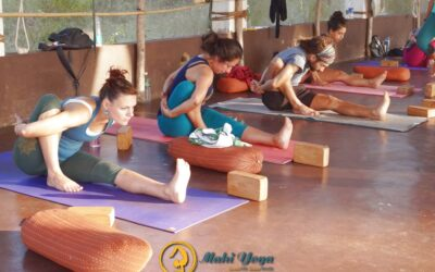 How to lead a Yoga workshop