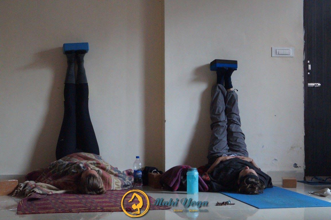 Yoga for the thyroid