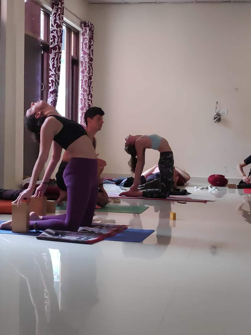 Yoga Teacher Certification India