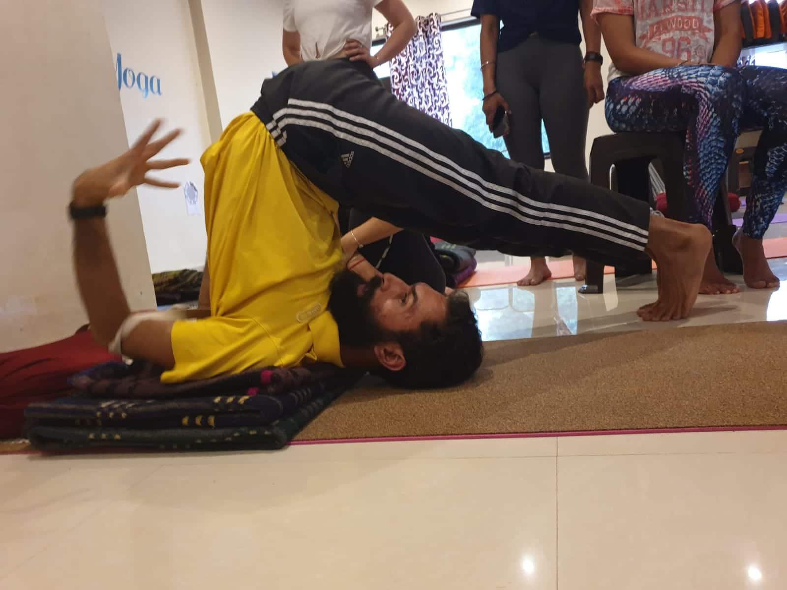 Yoga Teacher Training India